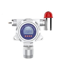 在线式氧气检测仪(带声光报警)